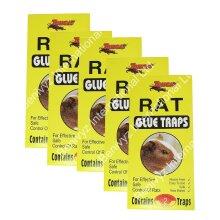 10 X Tomcat Large Rat Sticky Glue Traps Boards