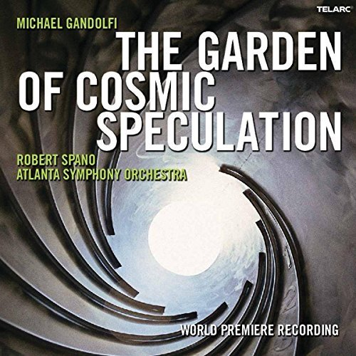 Ichael Gandolfi - Michael Gandolfi: Garden of Cosmic Speculation [CD]