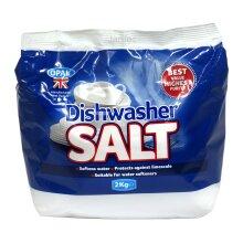 Dri-Pak Opal Dishwasher Salt Granules  ~ 6 x 2 Kg
