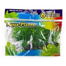 Penn Plax PP08220 Betta Plastic Plants Green 6 Piece