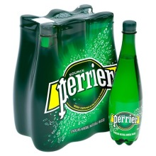 Perrier Sparkling Natural Mineral Water 6x 1Ltr Expiry 2nd June 2021 IMPORT