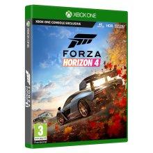 Forza Horizon 4 - Standard Edition (Xbox One) - Used