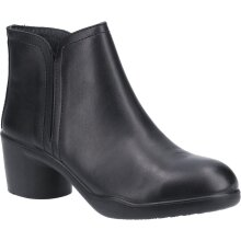Amblers Safety: Womens Black AS608 Tina Ladies Safety Ankle boot 9