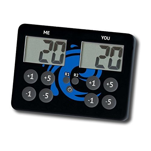Legion Supplies Legion Lifecalc - Iconic Water Standard Life / Score Keeper For Magic The Gathering And Other Games
