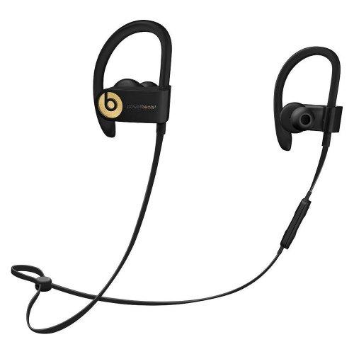 Beats By Dr Dre Powerbeats 3 Wireless Earphones Trophy Gold On Onbuy