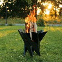 BASKET garden fire pits