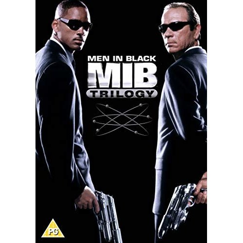 Men In Black - Trilogy DVD [2019]