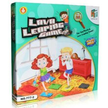 The Floor is Lava Interactive Board Game for Kids Adults Xmas Gift
