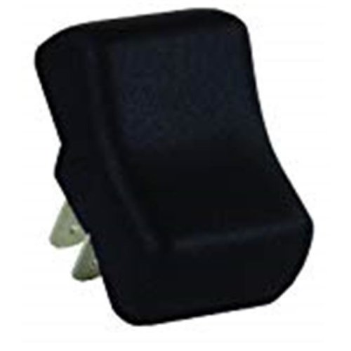 JR Products 0305.1236 On-Off Switch, Black