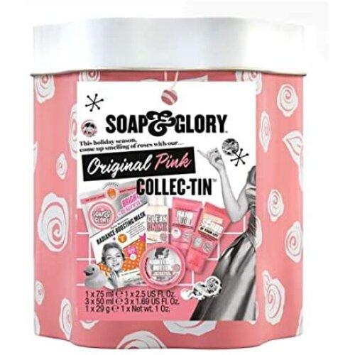 Soap And Glory Original Pink Collec Tin Gift Set NEW 2020