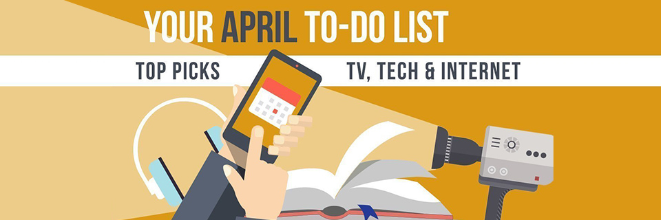 Your April To-Do List