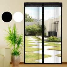 GEEZY Magnetic Mesh Insect Curtain | Fly, Bug & Mosquito Screen