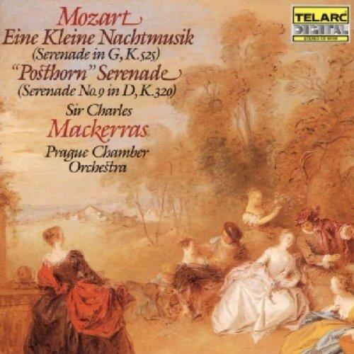 Olfgang Amadeus Mozart - Mozart: Eine Kleine Nachtmusik, Posthorn Serenade [CD]
