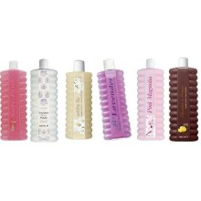 6 X Mixed Avon Bubble Bath Various Fruity & Floral Scented 500ml