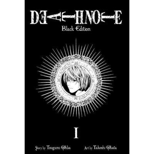 Death Note Black Edition, Vol. 1: V. 1