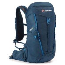 Montane Trailblazer 25 Lightweight Rucksack - Narwhal Blue