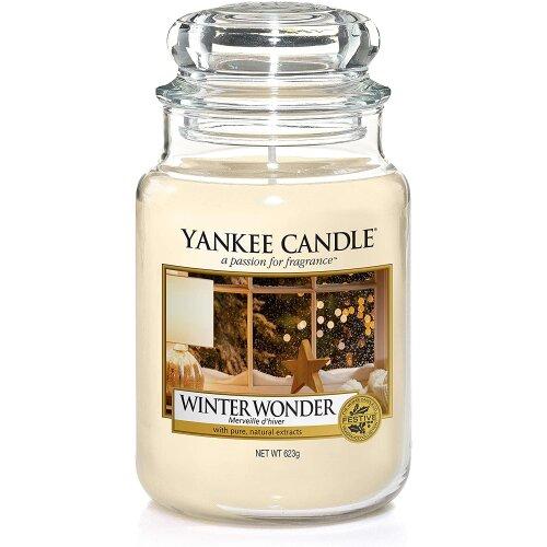 Yankee Candle Classic Large Jar Winter Wonder Large