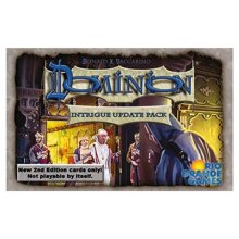 Rio Grande Games RIO533 Dominion Intrigue Second Edition Update Pack Expansion Card Game