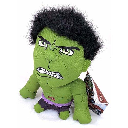 Marvel Avengers Hulk Talking Soft Toy