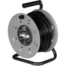SMJ Electrical CTH5013 Heavy Duty Cable Reel Extension, 50 meter