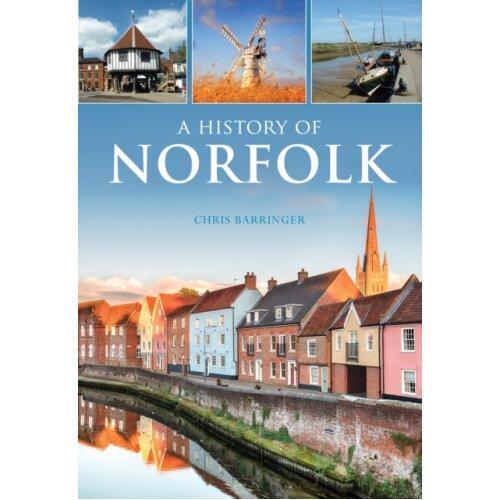 History of Norfolk by Barringer & Chris