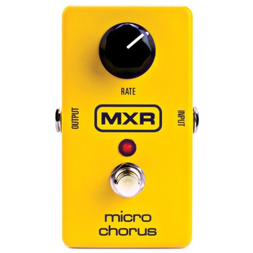 MXR Micro Chorus Pedal M148 Effects Pedal