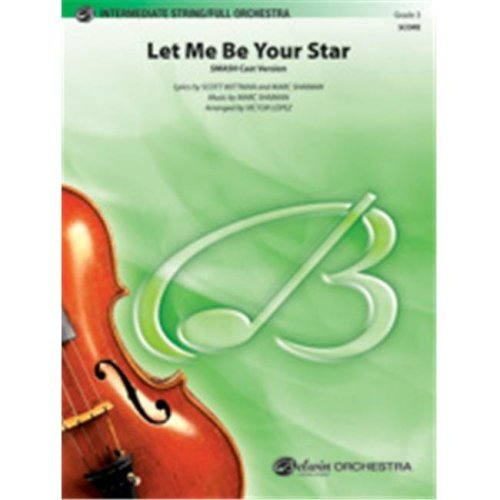 Alfred 00-40435 LET ME BE YOUR STAR-PIF