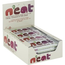 N'eat Bars Cacao & Coconuts 16x45g