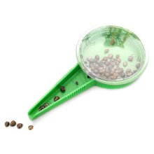 Garden Flowers Plant Seed Dispenser Sower Planter Seed Dial 5 Different Settings