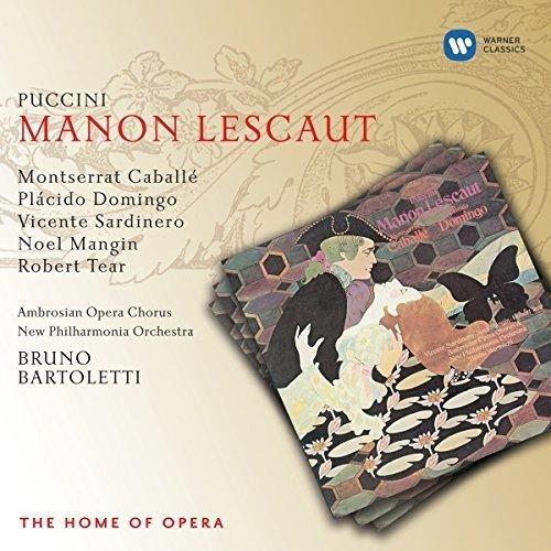 Placido Domingo - Puccini: Manon Lescaut [CD]