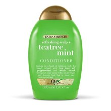 OGX Tea Tree Conditioner for Oily Hair and for Greasy Hair 385 ml