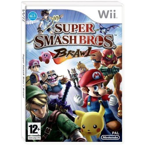 Wii - Super Smash Bros. Brawl (Wii) - Used