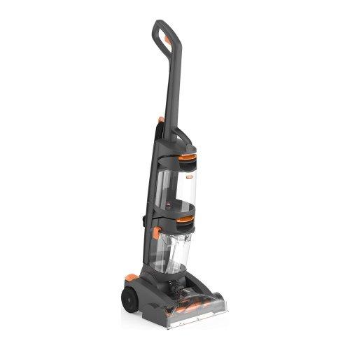 VAX W86-DP-B Dual Power Upright Carpet Cleaner - Grey & Orange, Grey