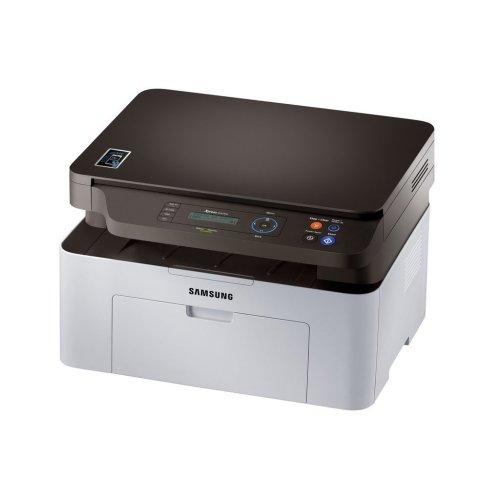 Samsung M2070W A4 Multifunction Xpress Mono Wireless Laser Printer - White