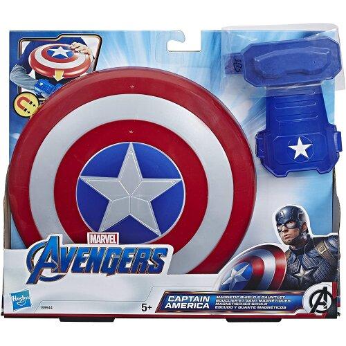 Hasbro Marvel Avengers Captain America Magnetic Shield & Gauntle