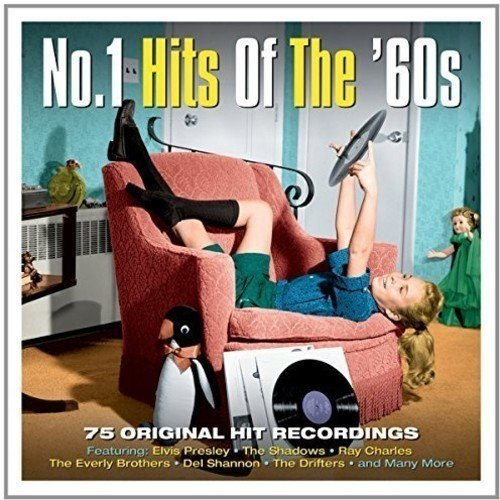 No.1 Hits of the 60s [CD]