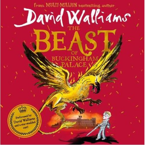 The Beast of Buckingham Palace (Audio CD)