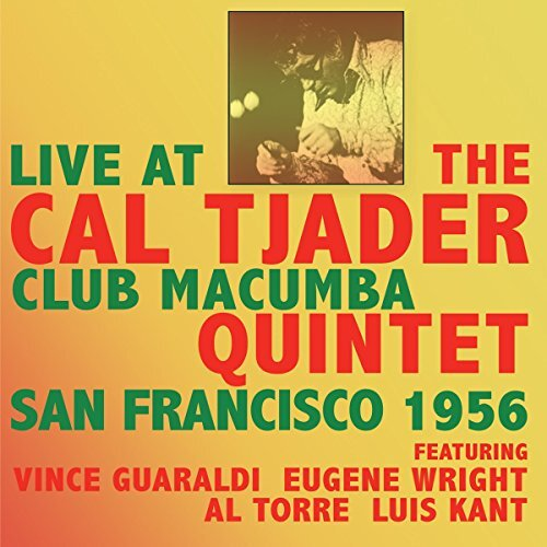 Live at Club Macumba San Francisco 1956