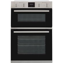NEFF N30 U1GCC0AN0B Built In Double Oven - Stainless Steel