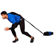 FH Power Speed Sprint Trainer Bag Running belt Sled Sandbag Speed Sack