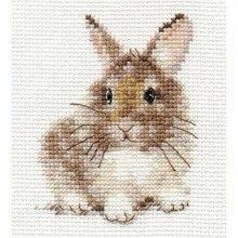 Alisa Counted Cross Stitch Kit - Rabbit S0-170