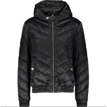 Versace Versus Jacquard Medusa Lion Black Silver Reversible UK Medium EU 50 bomber jacket coat