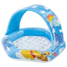 Intex Winnie the Pooh Baby Pool Multicolour Inflatable Kids above Ground Pond