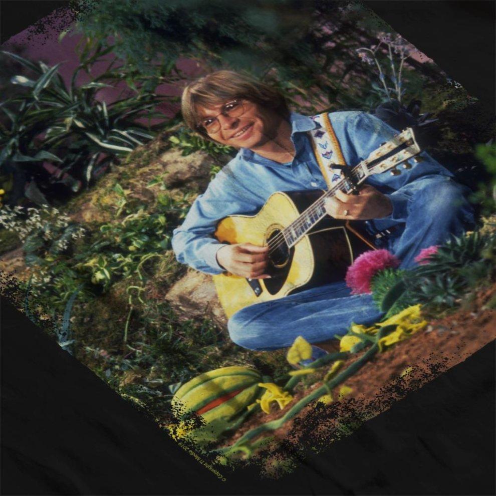 TV Times John Denver Perfomring On The Muppet Show Kids T-Shirt
