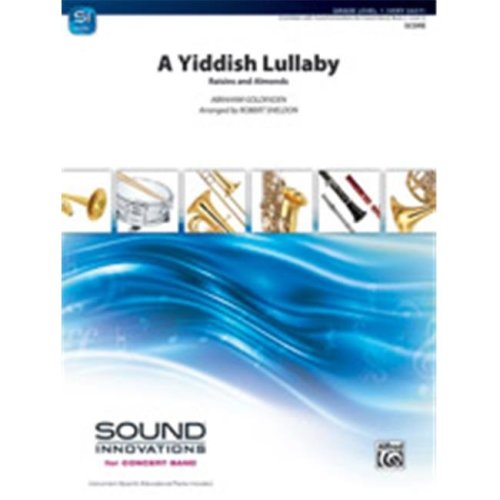Alfred 00-37786 YIDDISH LULLABY-SIB