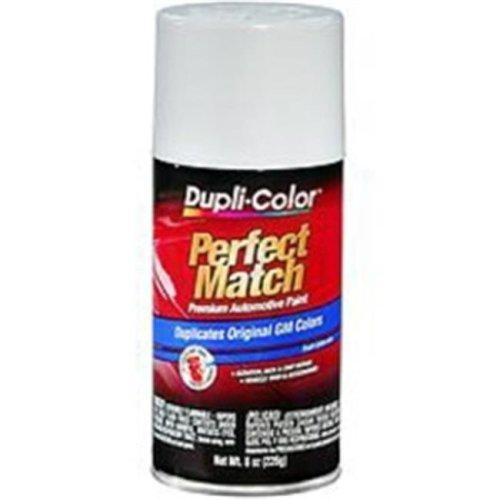 Krylon BGM0387 8 oz Perfect Match Automotive Paint, GM Pure White