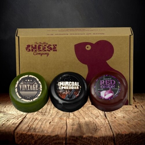 """""""Best Sellers"""" Truckle Trio Selection Gift Box"""