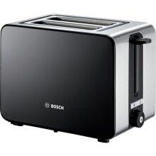 Bosch Sky TAT7203GB 2 Slice Toaster - Black - Refurbished