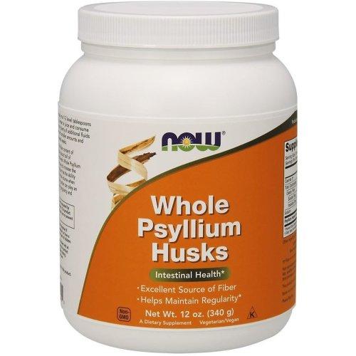 NOW Foods  Whole Psyllium Husks - Powder,  340g