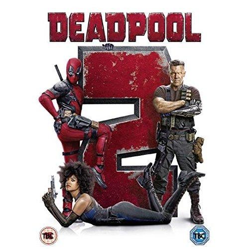 Deadpool 2 DVD [2018]